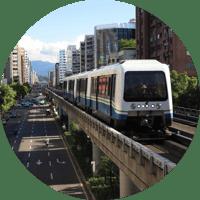 Optimización del transito